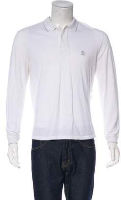 Brunello Cucinelli Piqué Polo Shirt