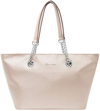 Calvin Klein Florence Chain Tote Bag H7JAE2DX