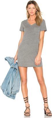 Michael Stars Jersey Pocket Dress $78 thestylecure.com