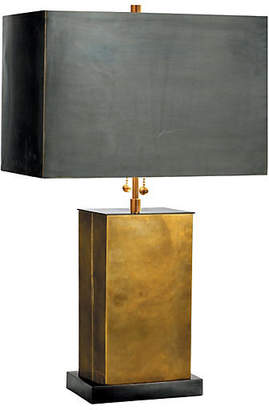 Visual Comfort & Co. Dixon Table Lamp - Antiqued Brass/Bronze