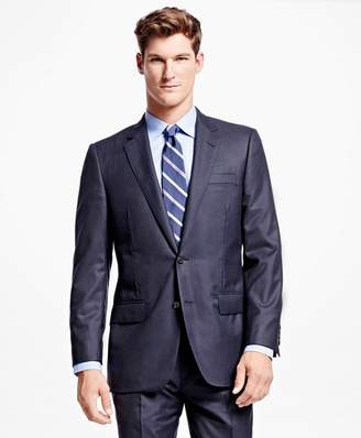 Brooks Brothers Fitzgerald Fit Golden Fleece Track Stripe Suit