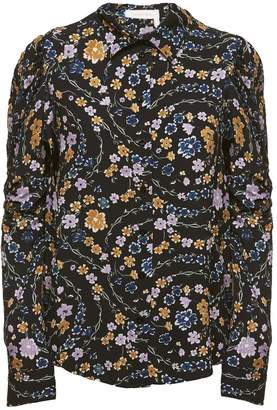 See by Chloe Floral Print Shirt