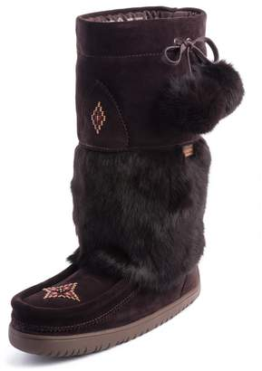 Manitobah Mukluks Waterproof Snowy Owl Boots