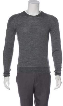 Burberry Wool & Silk Sweater