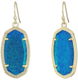 Kendra Scott - Dani Earrings Earring $52 thestylecure.com