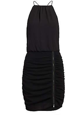 Halston Women's Sleeveless Scoop Neck Cami Dress - Size 0