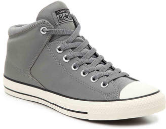 Converse Chuck Taylor All Star Hi Street Leather High-Top Sneaker - Women's