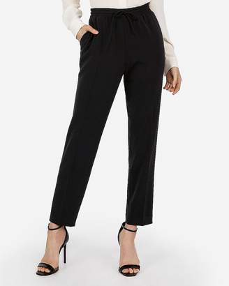 Express High Waisted Drawstring Jogger Pant
