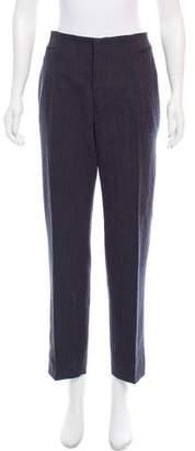 Marni Mid-Rise Wool Pants