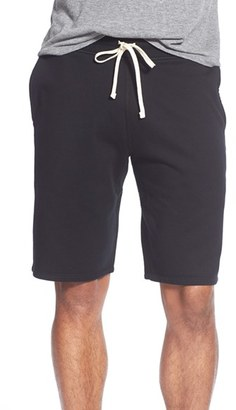 Men's Reigning Champ Terry Cotton Sweat Shorts $95 thestylecure.com