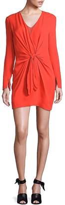 3.1 Phillip Lim Women's Silk Tie-Front Dress