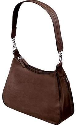 Gun Toten' Mama GTM Conceal Carry Basic Hobo Handbag, Brown