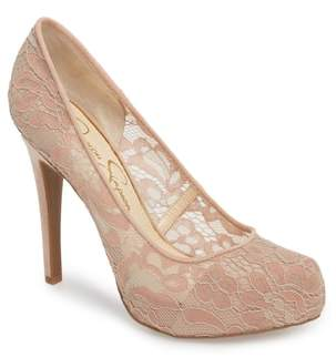 Jessica Simpson Parisah3 Lace Pump