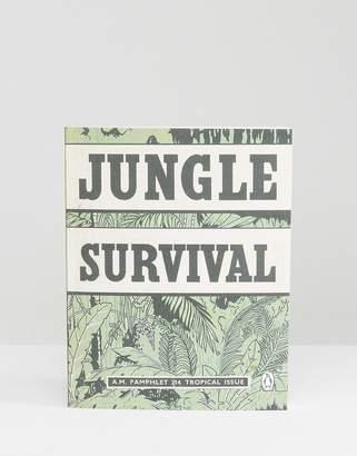 Books Jungle Survival Book