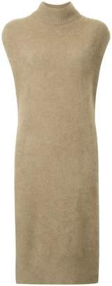 H Beauty&Youth sleeveless sweater dress