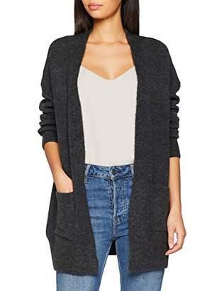 New Look Women's Mitten 6052469 Cardigan, -Medium