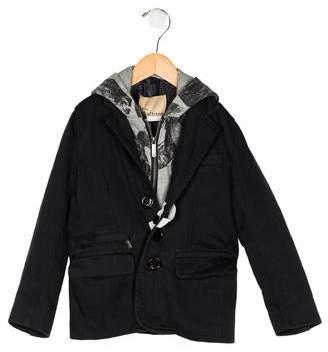 John Galliano Boys' Hooded Coat