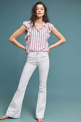 McGuire Majorelle High-Rise Flare Jeans