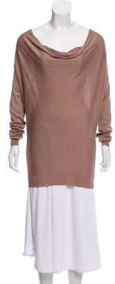 Lanvin Long Sleeve Knit Sweater