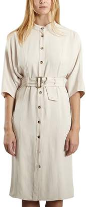 Tara Jarmon Gabardine Dress