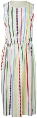 Mira Mikati Multicolour Cotton - elasthane Dresses