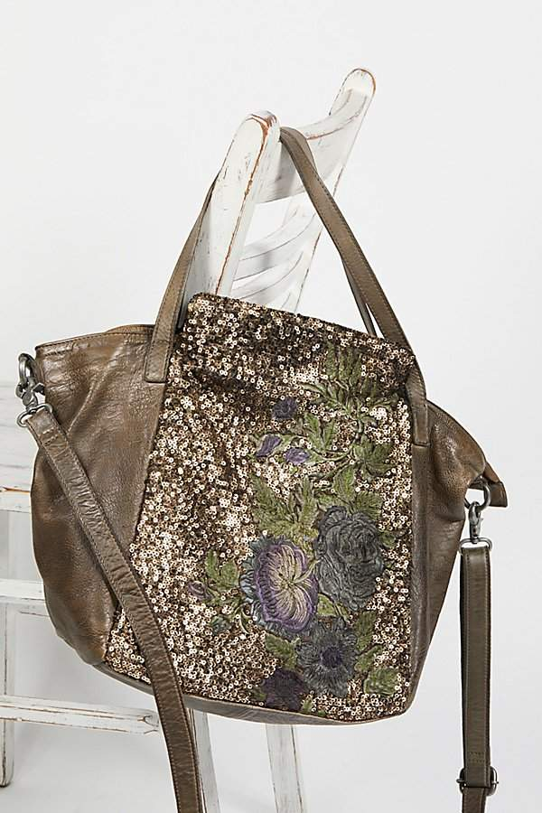 Gardenia Washed Tote by Free People