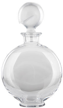 Baccarat Baccarat Nautilus Whiskey Decanter
