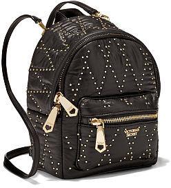 Victorias Secret Glam Rock Mini City Backpack $58 thestylecure.com
