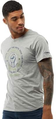 Lambretta Mens Northern Soul T-Shirt Grey Marl