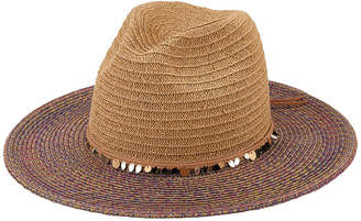 San Diego Hat Company Women's Ultrabraid Pop Color Brim