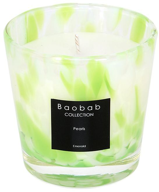 Baobab Collection Emerald Pearl Max One Scented Candle