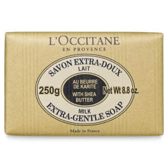 L'Occitane Extra-Gentle Milk Soap with Shea - 250g