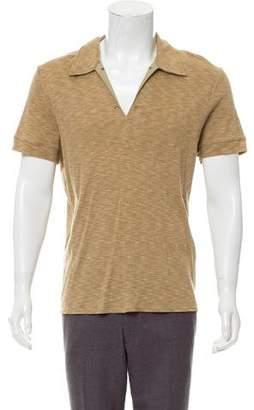John Varvatos Knit Polo Shirt