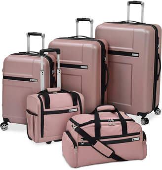 London Fog Southbury Expandable Hardside Spinner Luggage Collection, Created for Macy's