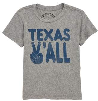 Tiny Whales Texas Y'all Graphic T-Shirt