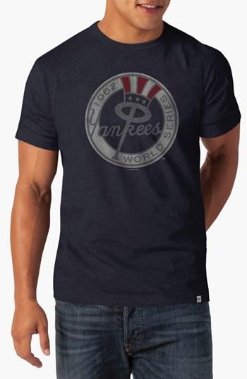 New York Yankees 47 Brand 'New York Yankees World Series' T-Shirt