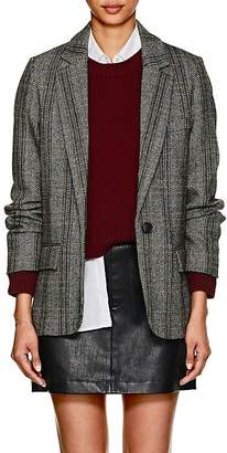 Etoile Isabel Marant Women's Charly Herringbone Wool Blazer
