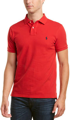 Ralph Lauren Polo Custom Slim Fit Polo
