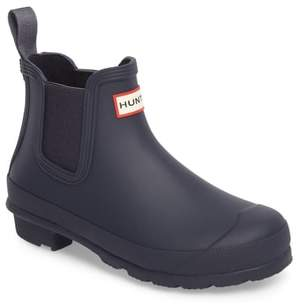 Hunter 'Original' Waterproof Chelsea Rain Boot