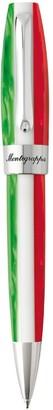 Montegrappa Fortuna Tricolore Resin Ballpoint Pen