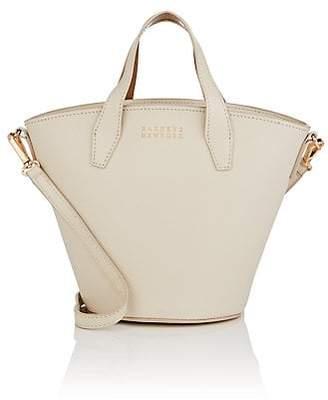 Barneys New York WOMEN'S ATHENA LEATHER BUCKET BAG