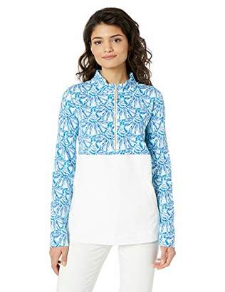 Lilly Pulitzer Women's UPF + Asher Popover