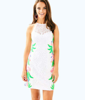 Lilly Pulitzer Womens Pearl Shift Dress