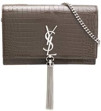 9d389c2743b04 Saint Laurent Kate tassel embossed bag