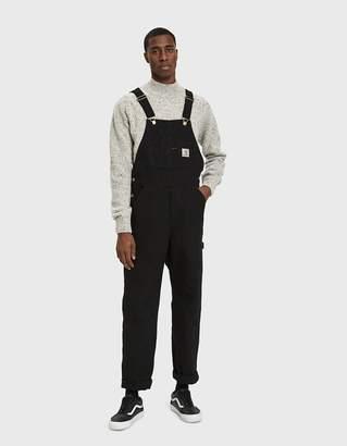 Carhartt Wip Bib Overall in Black