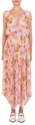 The Kooples Antique Flowers Maxi Dress