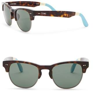 Toms 50mm Lobamba Sunglasses