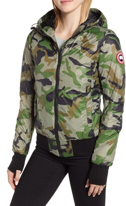 Canada Goose Dore Goose Down Hooded Jacket