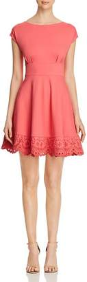 Kate Spade Fiorella Lace-Detail Dress