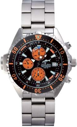 Chris Benz Depthmeter Chronograph CB-C-MB Men's watch Depth Gauge